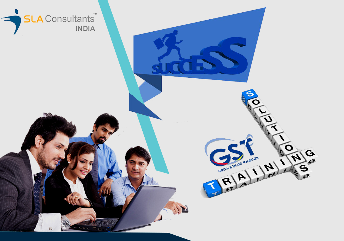 GST Training Course – Learn About the New Tax Regime