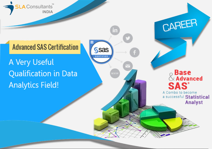 Sas Certification Training Course   SLA Consultants India
