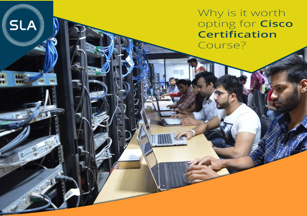 CCNA Networking Training Course Delhi NCR