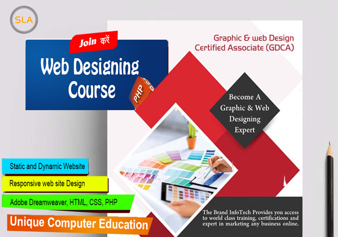 Web Designing Course Become An Expert Of The Web Designing Sla Consultants India