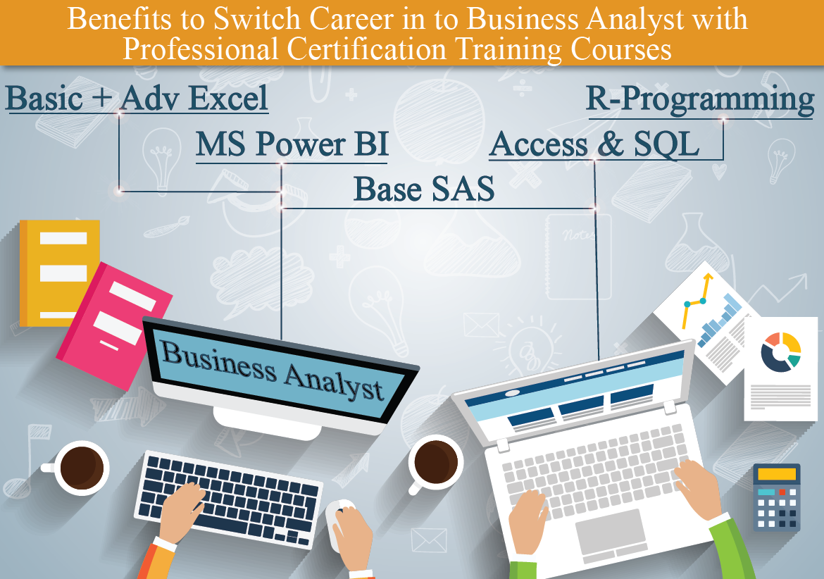 Business Analytics Training Course in Delhi, Noida & Gurgaon