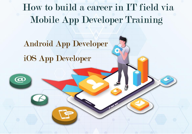 Mobile Application Career Scope in India-Mobile Application Developer Training