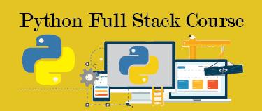 Python Full Stack Training Course in Gurgaon, Noida & Delhi