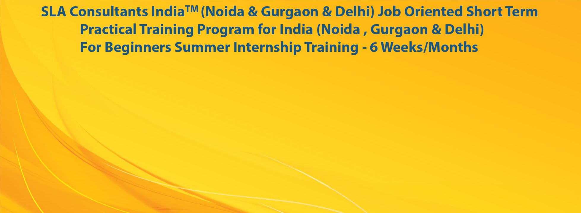 SLA-Consultants-India-Internship