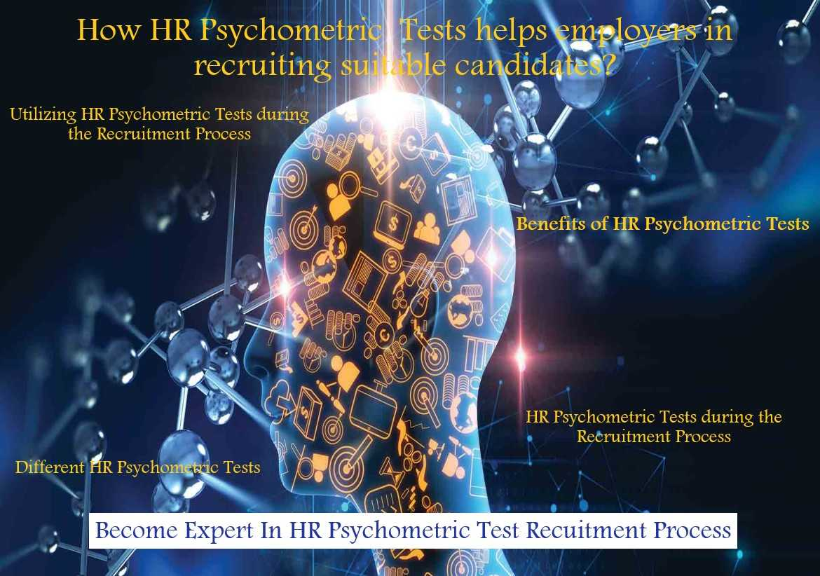 HR Psychometric Tests Course
